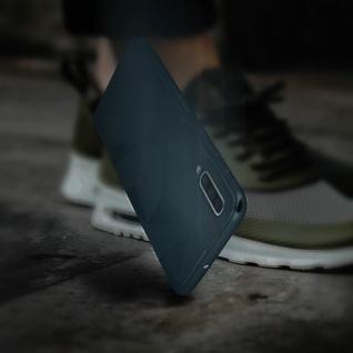 Holographische Handyhülle für Samsung Galaxy A50, Prism Design, Mocca - Blau - Vorschau 5