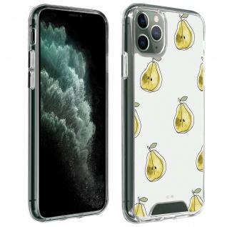 Handyhülle für iPhone 11 Pro, Made in France ? Birnen Design