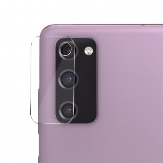 Rückkamera kratzfeste Schutzfolie Samsung Galaxy S20 FE ? Transparent