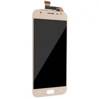 LCD Komplettset mit Touchscreen für Samsung Galaxy J3 2017 - Gold