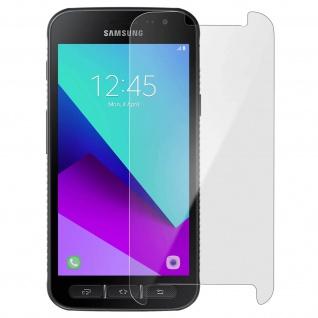 Flexible Displayschutzfolie, 0, 2mm Folie Galaxy Xcover 4/4s - Transparent