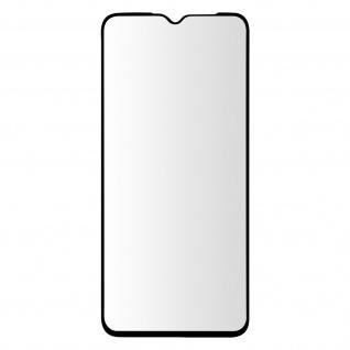 9H Härtegrad Glas-Displayschutzfolie Motorola Moto E7 â€? Schwarz