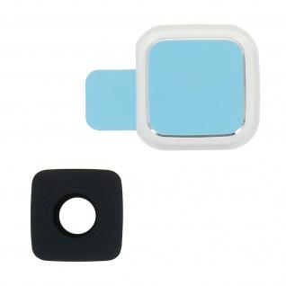 Kamera Linse für Rück-Kamera Samsung Galaxy Note 4 ? Weiß