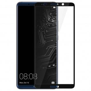 9H kratzfeste Glas-Displayschutzfolie für Huawei Mate 10 Pro - Schwarz