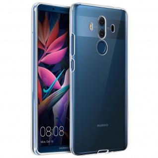 Huawei Mate 10 Pro Schutzhülle Silikon ultradünn (0.30mm) ? Transparent