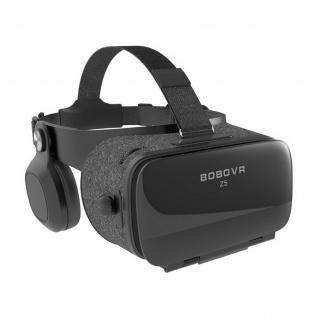 BOBOVR Z5 2018 3D Virtual Reality Headset für Smartphones von 4.7'' bis 6.2''
