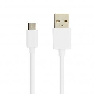 Micro-USB auf USB Kabel 2.1A Inkax - 1M Aufladen und Synchronisieren - Vorschau 2