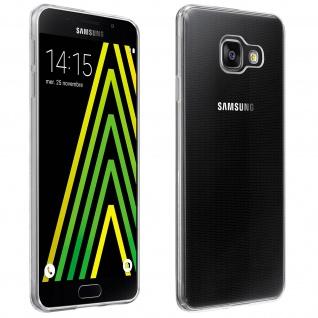 Samsung Galaxy A5 2016 Schutzhülle Silikon ultradünn (0.30mm) ? Transparent