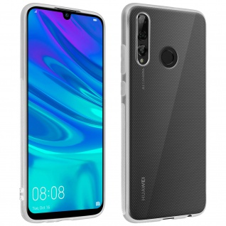 Huawei P Smart plus 2019/P Smart 2019 Schutzhülle Second Skin - Transparent