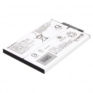 Austausch-Akku für Sony Xperia 10 II, 3600mAh Zusatzakku - Schwarz