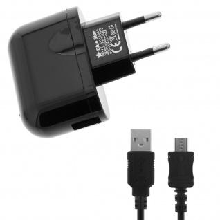 BlueStar - Wand Ladegerät + Micro-USB Ladekabel 2A