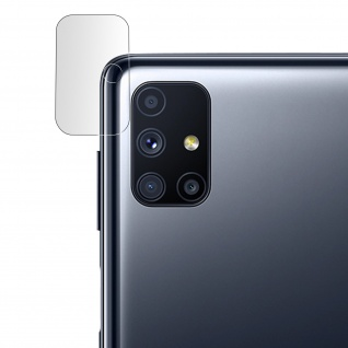 Rückkamera kratzfeste Schutzfolie Samsung Galaxy M51 ? Transparent