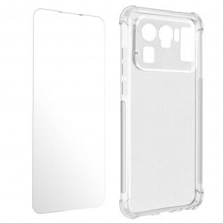 Premium Schutz-Set Xiaomi Mi 11 Ultra Schutzhülle + Schutzfolie ? Transparent