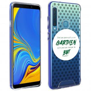 Handyhülle für Samsung Galaxy A9 2018, Made in France ? Torhüter Design