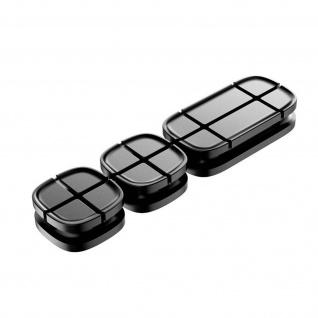 Kabelhalter, selbstklebend - Smartphone-Ladekabel / Kabel-Kopfhörer - Baseus