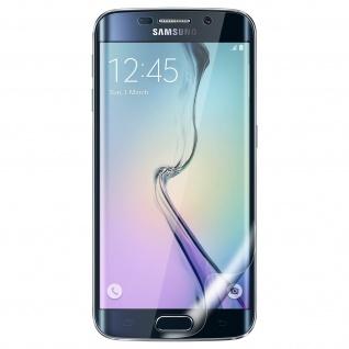 9H Displayschutzfolie mit abgerundeten Kanten für Samsung Galaxy S6 Edge