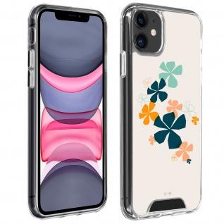 Stoßfeste Handyhülle für Apple iPhone 11, Made in France ? Kleeblatt Design