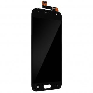 LCD Komplettset mit Touchscreen für Samsung Galaxy J3 2017 - Schwarz