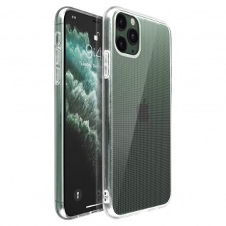 Gelhülle, Backcover für Apple iPhone 11 Pro Max, frosted case ? Transparent