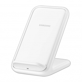 Samsung Kabelloses QI-Ladegerät 15W Quick charge 2.0 Ladestation Weiß