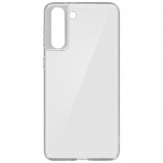 Samsung Galaxy S21 Plus Ultra-Clear kratzfeste Schutzhülle Silikon - Transparent