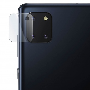 Rückkamera kratzfeste Schutzfolie für Samsung Galaxy Note 10 Lite - Transparent