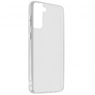 Samsung Galaxy S21 Plus Schutzhülle Silikon Second Skin ? Transparent