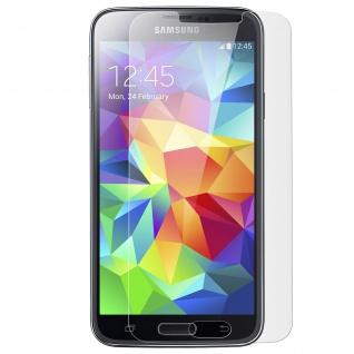 2x Bruchsichere Glas-Displayschutzfolie für Samsung Galaxy S5/ S5 New - Akashi