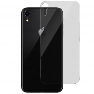 Latex Schutzfolie für Rückseite Apple iPhone XR - Hohe Transparenz
