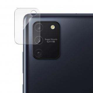 Rückkamera kratzfeste Schutzfolie für Samsung Galaxy S10 Lite - Transparent