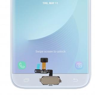 Ersatzteil Haupttaste mit Flexkabel für Samsung Galaxy J5 2017 Gold