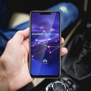 Displayschutzfolie aus Glas für Huawei Mate 20 Lite / P Smart Plus - Akashi - Vorschau 3