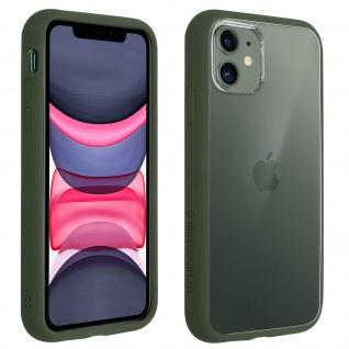 Anpassbare Mod NX Handyhülle Apple iPhone 11 + Rückseite by Rhinoshield Grün