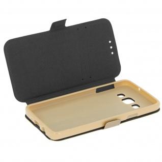 Flip-Schutzhülle im Brieftaschenstil für Samsung Galaxy A3 - Ultradünn