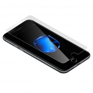 Bruchsichere Displayschutzfolie aus Hartglas für Apple iPhone 7 Plus, 8 Plus