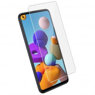 9H Härtegrad Glas-Displayschutzfolie Samsung Galaxy A21s â€? Transparent