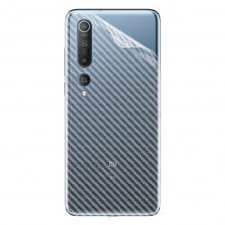 Imak Rückseitenschutz, flexible Rückfolie Xiaomi Mi 10 - Transparent