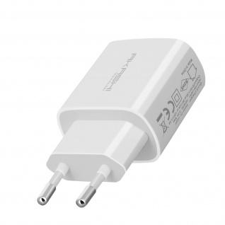 Akashi Power Delivery 18W-Netzladegerät - Weiß