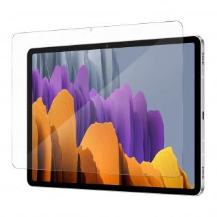Akashi 2x Displayschutzfolien für Samsung Galaxy Tab S7 Plus 12.4 ? Transparent
