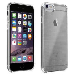 Halbsteife Handyhülle Apple iPhone 6 Plus/6S Plus/7 Plus/8 Plus - Transparent