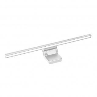 Screenbar LED USB-Desktop-Lampe Asymmetrisch 45° Einstellbare Intensität Baseus