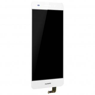 LCD Komplettset mit Touchscreen Ersatzteil für Huawei Y6 2 - Weiß