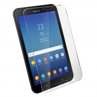 9H Displayschutzfolie aus Glas für Galaxy Tab Active 2 bruchsicher - Transparent
