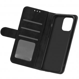 Flip Stand Case Brieftasche & Standfunktion für iPhone 12 / 12 Pro ? Schwarz