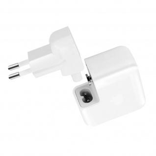 Apple 96W USB-C Power Adapter, Power Delivery Netzteil für Macbook - Weiß