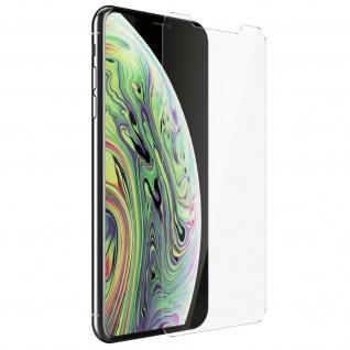Displayschutzfolie aus gehärtetem Glas iPhone XS Max / 11 Pro Max - 9H Härtegrad