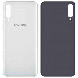 Ersatzteil Akkudeckel, neue Rückseite für Samsung Galaxy A50 - Weiß