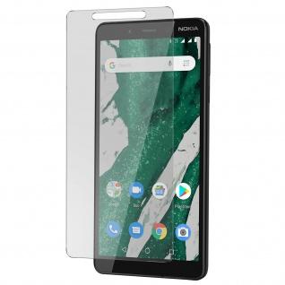 9H Härtegrad kratzfeste Displayschutzfolie für Nokia 1 Plus - Transparent
