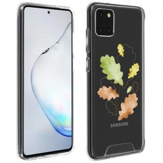 Handyhülle für Galaxy Note 10 Lite, Made in France ? Herbstlaub Design