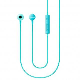 Original Samsung 3.5mm in-ear Kopfhörer HD Sound Multifunktionstaste ? Blau